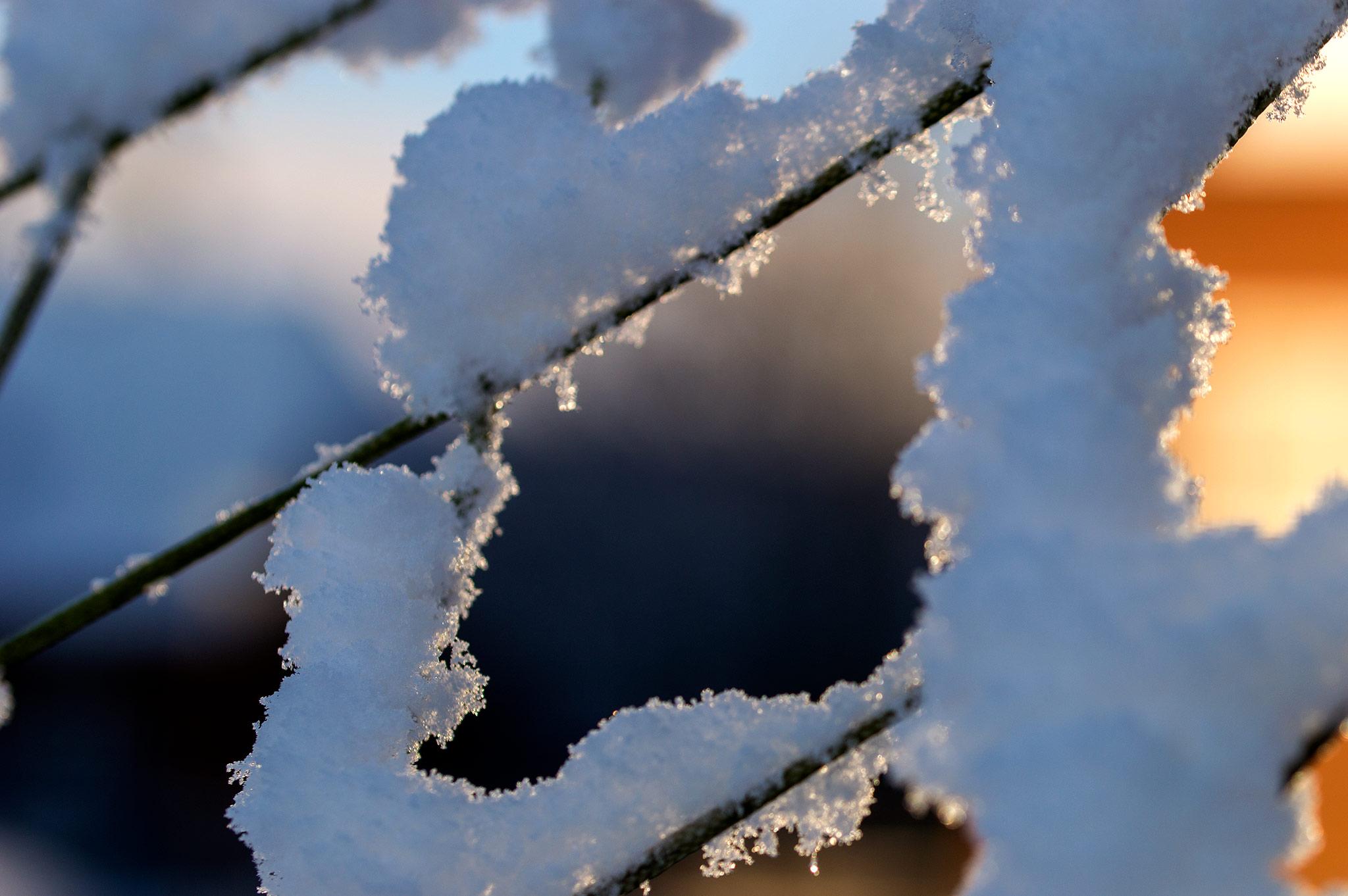 sne på net