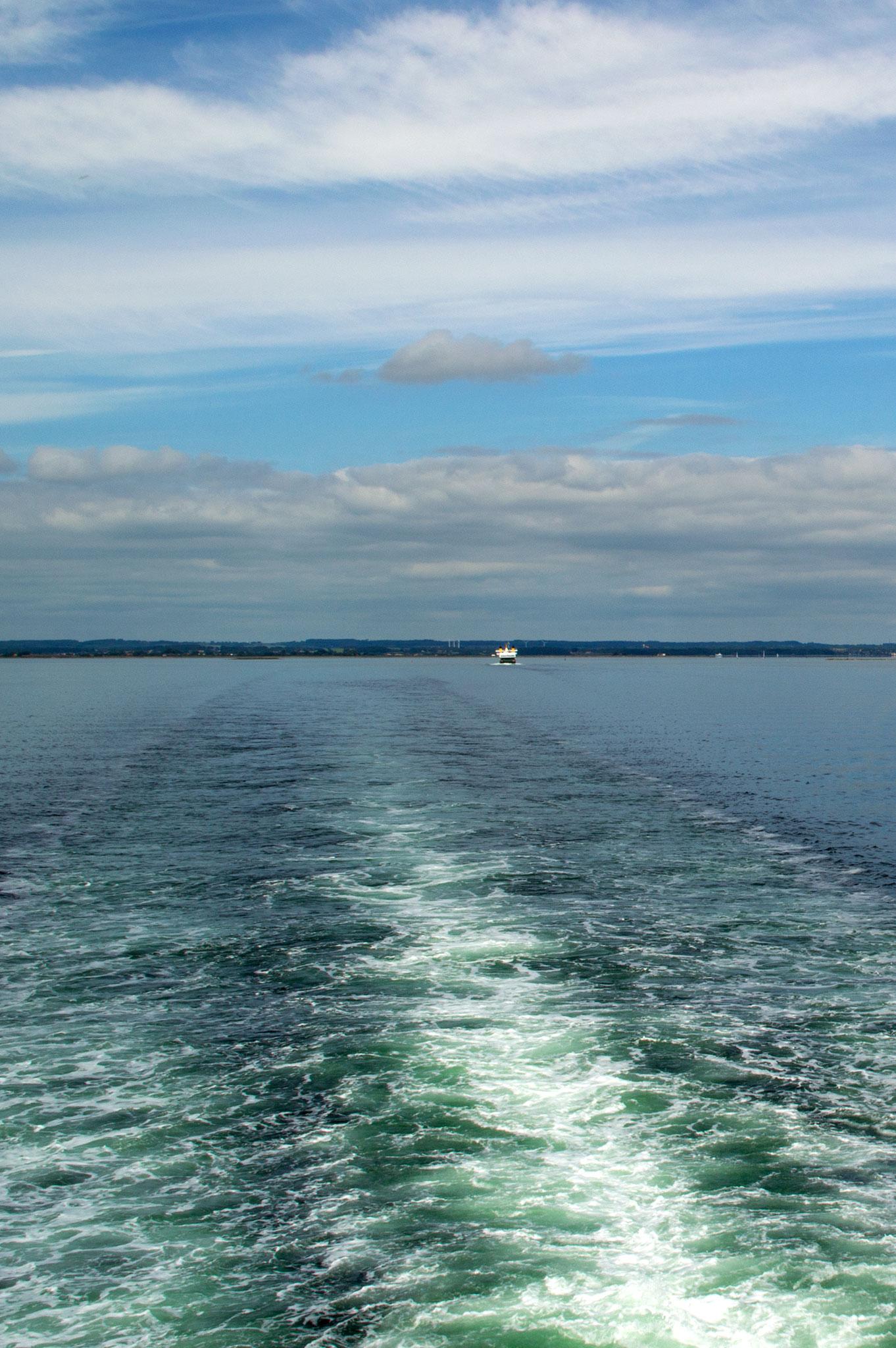 på vej til Ærø